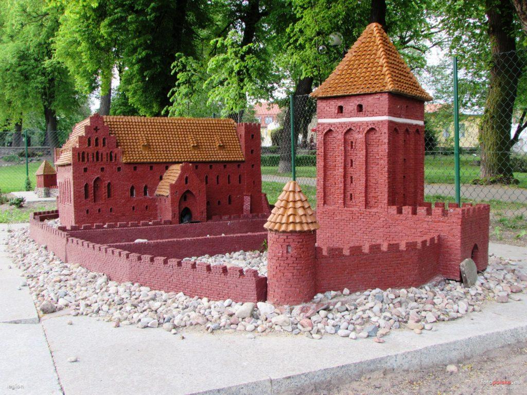 Park Miniatur Zamków Krzyżackich w Chełmnie (fot. http://fotopolska.eu)